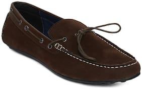 Scentra Men Brown Loafer