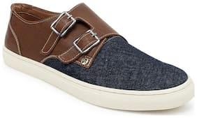 Scentra Men Blue Sneakers - Smnkbkldnm