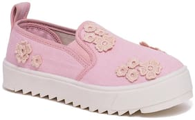 Scentra Women Pink Casual Shoes