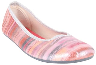 Scentra Women Pink Bellie