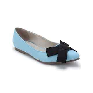 Scentra Women Blue Bellie