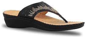 Women Sandals ( Black )
