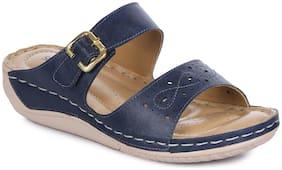 Liberty Women Blue Sandals