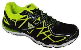 Seven Men Black Running Shoes - S16m122