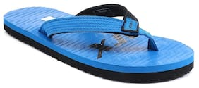 Sparx Men Blue Flipflop