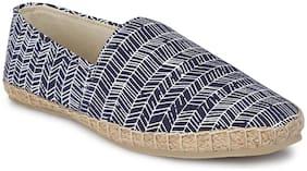 Shences Men Blue Casual Shoes