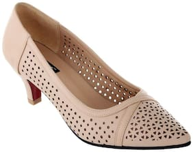 SHERRIF SHOES LOW HEELED PUMPS