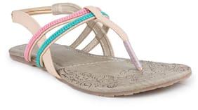 Shezone Women's Multicolor Flats