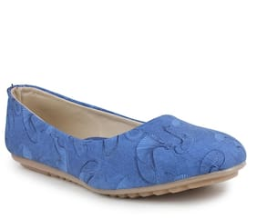 Shezone Women Blue Bellie