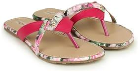 Shezone Pink Flats