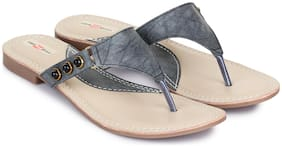 Shezone Women Grey Sandals