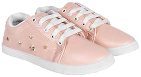 Shoe Lab Women Pink Casual Shoes
