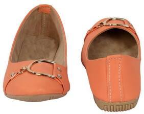 Shoe Lab Women Orange Bellies