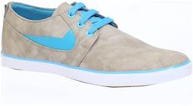 Shoe Mate Men Grey Casual Shoes