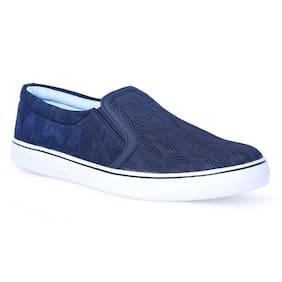 Shoe Mate Men Blue Casual Shoes - Sm690_blue