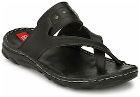 Shoe Smith Black Slippers