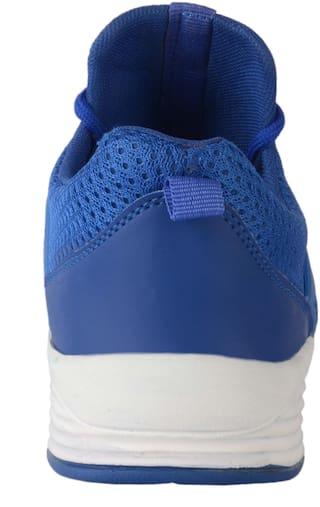 Shoeadda Men Blue Walking Shoes - 428