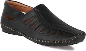 ShoeAdda Smart And Comfy Roman Sandals