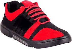 ShoeAdda Men Black Casual Shoes - 576