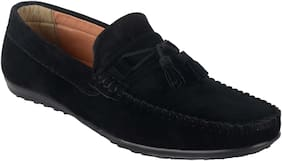 ShoeAdda Stylish And Trendy Suede Loafer