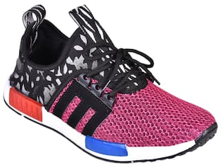 f4fbbb96402 Buy SHOEBOOK Men Pink Casual Shoes Online at Low Prices in India ...