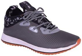 Shoebook Mens Grey Sneakers