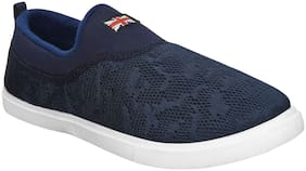 SHOEFLY Men Navy blue Casual Shoes