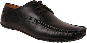 SHOES KINGDOM Men Black Casual Shoes - LB794_BLACK