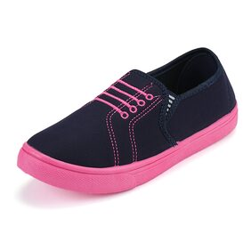 ShoetoeZ Pink casual girls footwear. For the stylish ones