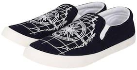 ShoeToez Men Blue Sneakers - St-clock-bl