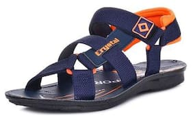 ShoeToez Unisex Blue Sandals & Floaters