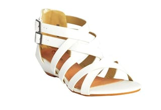 897542aad52 Buy Shuberry Women Gladiator Sandal Online at Low Prices in India ...