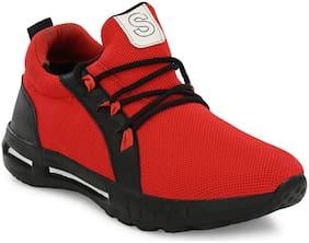 SHURAB Men MSG_019_RED Running Shoes ( Red )