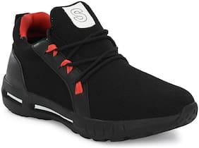 SHURAB Men MSG_019_BLACK Running Shoes ( Black )