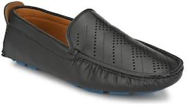 Sir Corbett Men Black Loafers - 3004