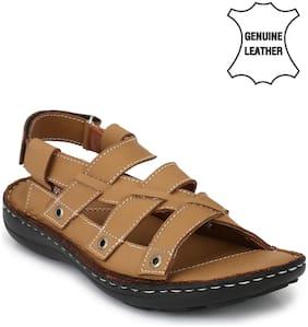 Sir Corbett Men Brown Sandals