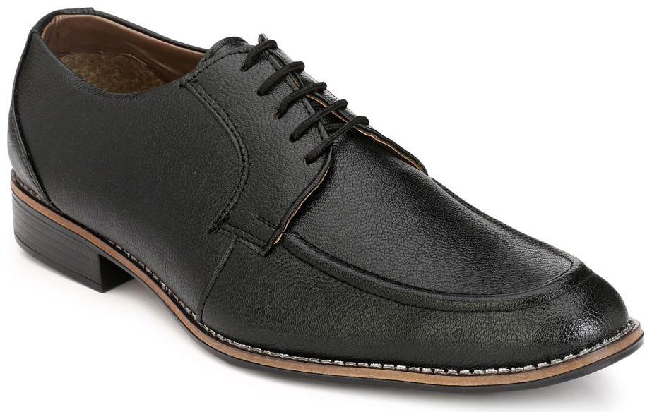 Sir Corbett Men Tan Derby Formal Shoes