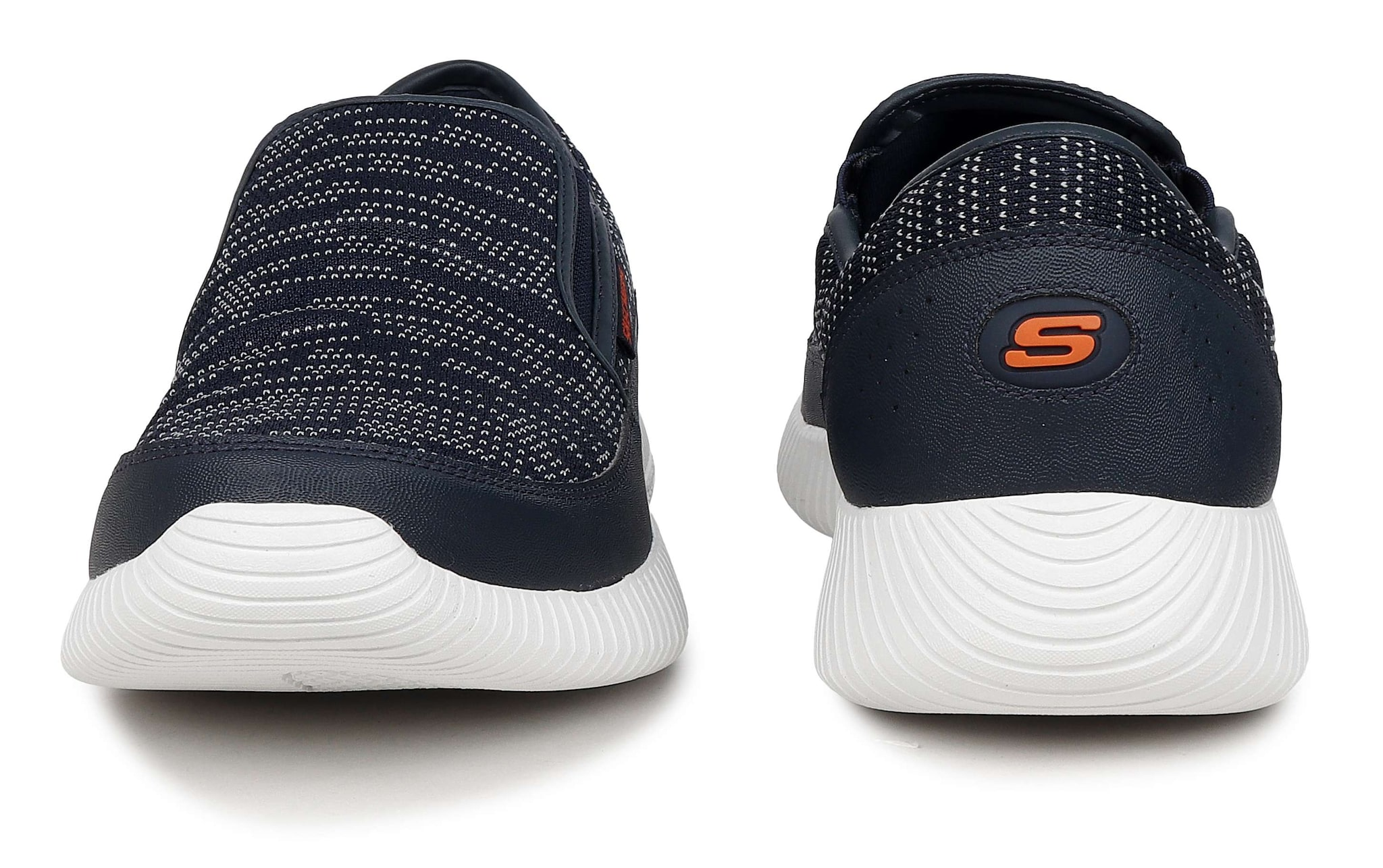 8b1e271bbff Buy Skechers Men Navy Blue Casual Shoes - 52395-nvy Online at Low Prices in  India - Paytmmall.com