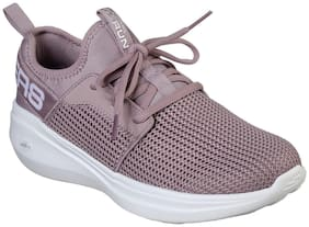 Skechers Women GO RUN FAST-VALOR Running Shoes ( Pink )