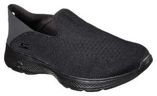 Skechers Men Black Walking shoes