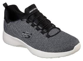 Skechers Men's Dynamight Grey Running Shoes
