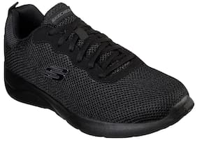 Skechers Men DYNAMIGHT 2.0- RAYHILL Running Shoes ( Black )