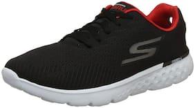 Skechers Men GO RUN Running Shoes ( Black )