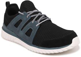 Skechers Men Black Running Shoes