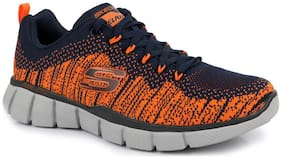 Skechers Men Running Shoes ( Orange )