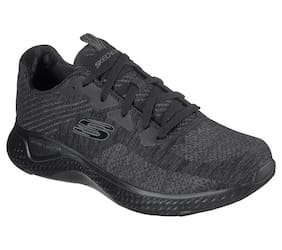 Skechers Men Training/Gym Shoes ( Black )