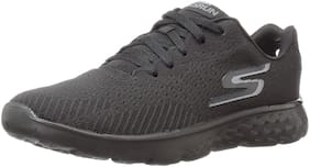 Skechers Men Performance Running Shoes ( Black )