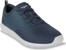 Skechers Men Running Shoes ( Navy Blue )