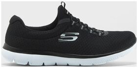 Skechers Women Black Training/ Gym Shoes