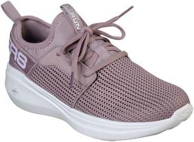 Skechers Women Go run fast-valor Walking shoes ( Beige )